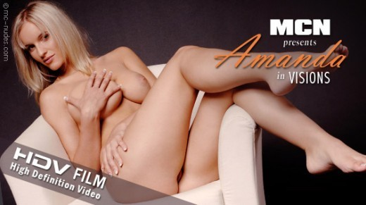 Amanda - `Visions` - for MC-NUDES VIDEO