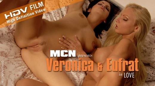 Veronica & Eufrat - `Love` - for MC-NUDES VIDEO