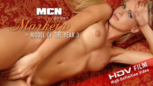 Marketa - `Model of the Year 3` - for MC-NUDES VIDEO