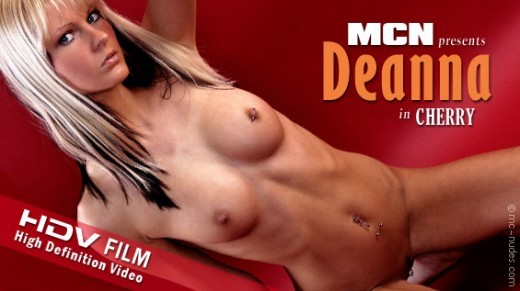 Deanna - `Cherry` - for MC-NUDES VIDEO