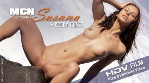 Susana - `Rocky Coast` - for MC-NUDES VIDEO