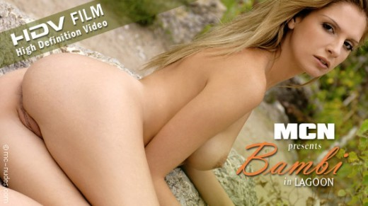 Bambi - `Lagoon` - for MC-NUDES VIDEO