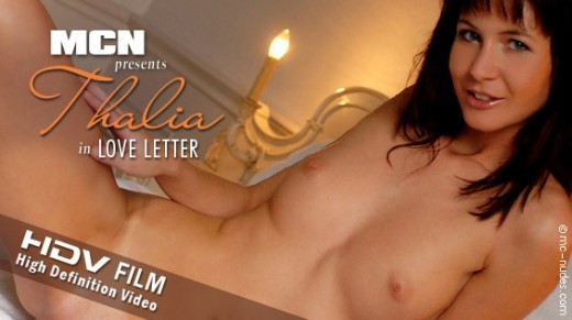 Thalia - `Love Letter` - for MC-NUDES VIDEO
