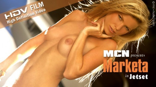 Marketa - `Jetset` - for MC-NUDES VIDEO