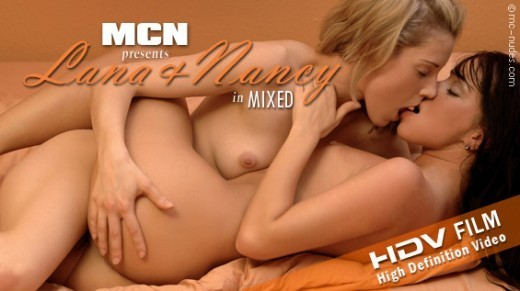 Lana & Nancy - `Mixed` - for MC-NUDES VIDEO