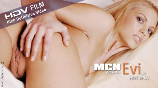 Evi - `Hot Spot` - for MC-NUDES VIDEO