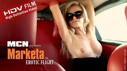 Marketa - `Erotic Flight` - for MC-NUDES VIDEO