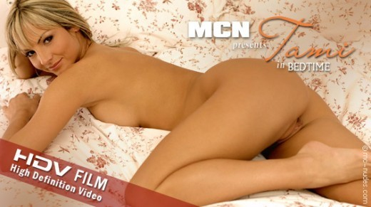 Tami - `Bedtime` - for MC-NUDES VIDEO