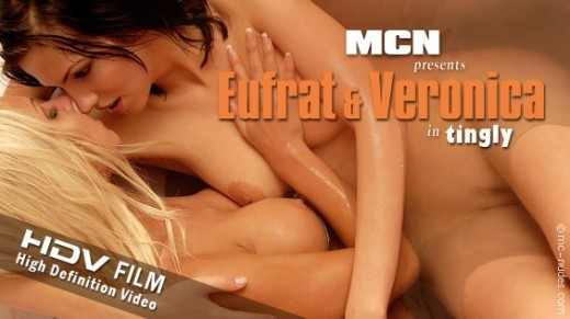 Eufrat & Veronica - `Tingly` - for MC-NUDES VIDEO