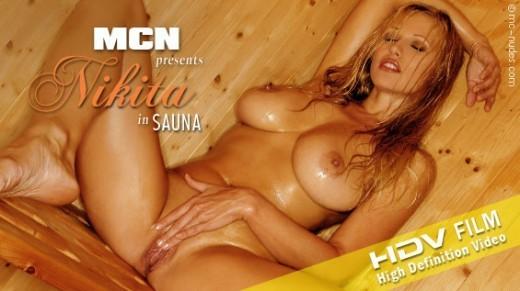 Nikita - `Sauna` - for MC-NUDES VIDEO