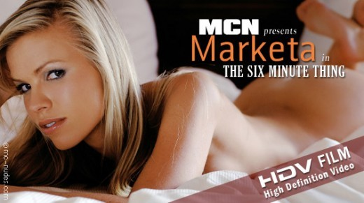 Marketa - `The Six Minute Thing` - for MC-NUDES VIDEO