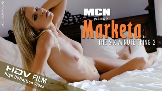 Marketa - `The Six Minute Thing 2` - for MC-NUDES VIDEO