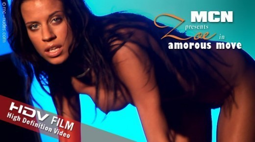 Zoe - `Amorous Move` - for MC-NUDES VIDEO