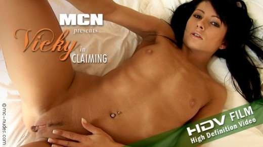 Vicky - `Claiming` - for MC-NUDES VIDEO