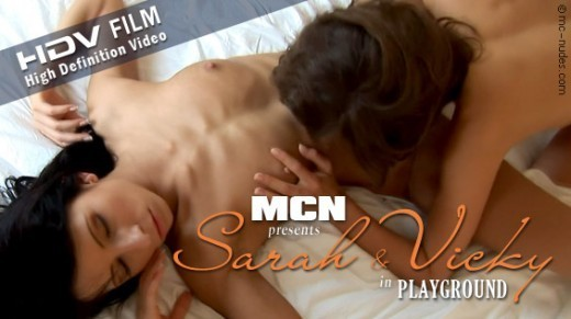 Sarah & Vicky - `Playground` - for MC-NUDES VIDEO