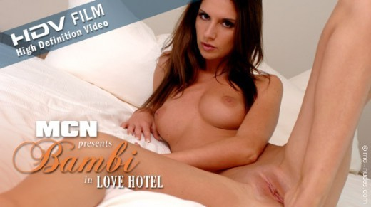 Bambi - `Love Hotel` - for MC-NUDES VIDEO