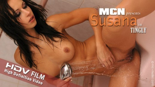 Susana - `Susana in Tingly` - for MC-NUDES VIDEO