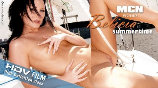 Belicia - `Belicia in Summertime` - for MC-NUDES VIDEO