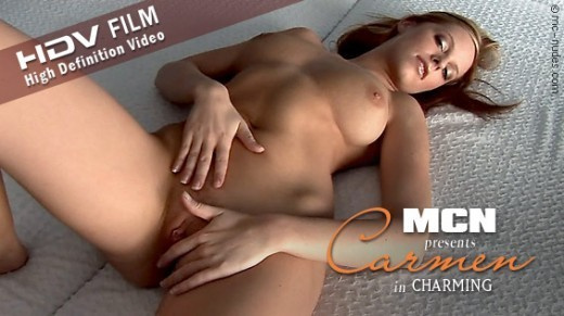 Carmen - `Charming` - for MC-NUDES VIDEO