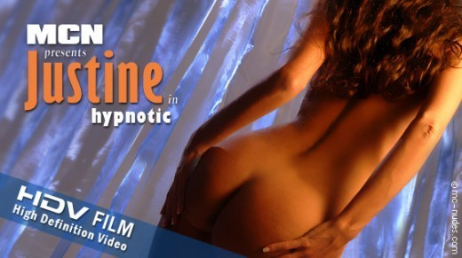 Justine - `Hypnotic` - for MC-NUDES VIDEO