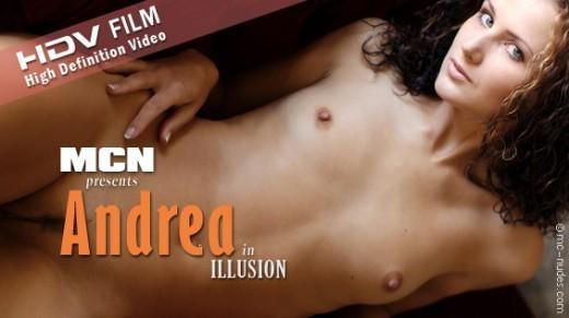 Andrea - `Illusion` - for MC-NUDES VIDEO