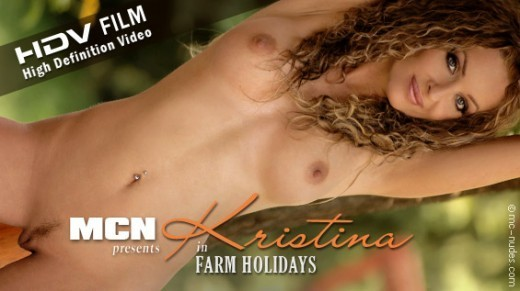 Kristina - `Kristina in Farm Holidays` - for MC-NUDES VIDEO