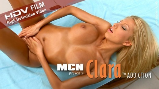 Clara - `Clara in Addiction` - for MC-NUDES VIDEO