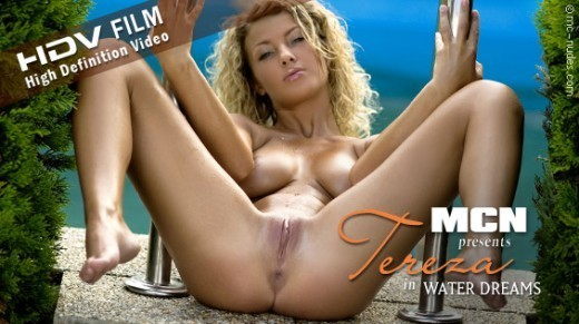 Tereza - `Water Dreams` - for MC-NUDES VIDEO