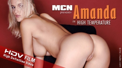 Amanda - `High Temperature` - for MC-NUDES VIDEO