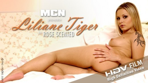 Liliane Tiger - `Rose Scented` - for MC-NUDES VIDEO