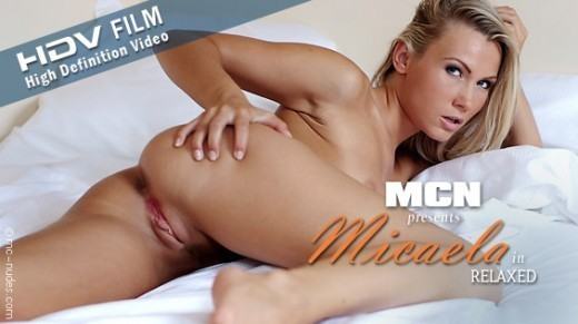 Micaela - `Relaxed` - for MC-NUDES VIDEO