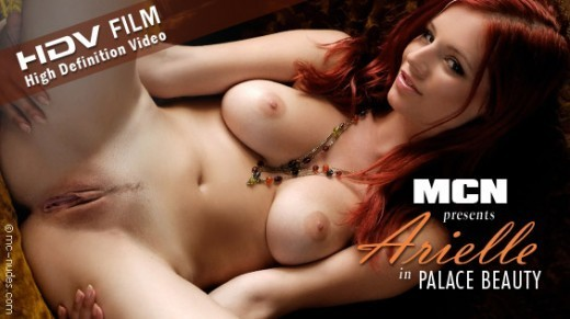 Arielle - `Palace Beauty` - for MC-NUDES VIDEO
