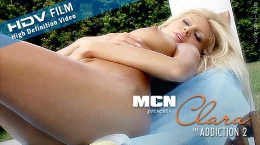 Clara - `Clara in Addiction 2` - for MC-NUDES VIDEO