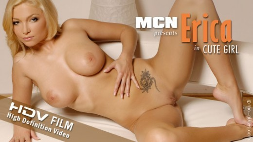 Erica - `Cute Girl` - for MC-NUDES VIDEO