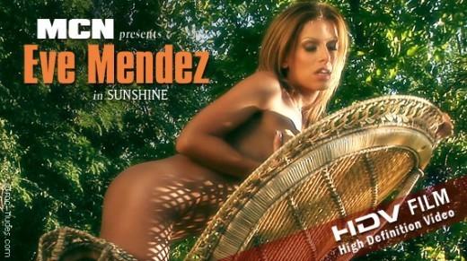 Eve Mendez - `Eve Mendez in Sunshine` - for MC-NUDES VIDEO