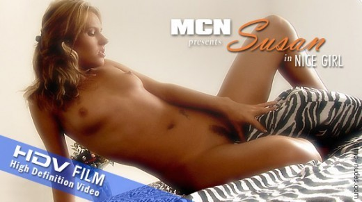 Susana - `Nice Girl` - for MC-NUDES VIDEO
