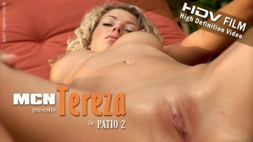 Tereza - `Patio 2` - for MC-NUDES VIDEO