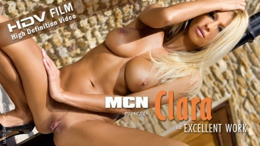 Clara - `Excellent Work` - for MC-NUDES VIDEO