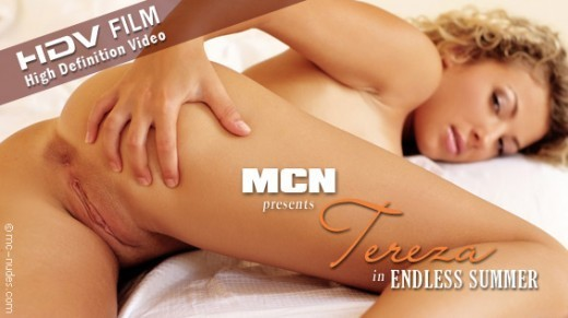 Tereza - `Endless Summer` - for MC-NUDES VIDEO