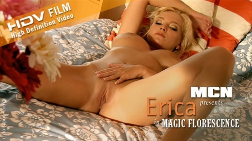 Erica - `Magic Florescence` - for MC-NUDES VIDEO