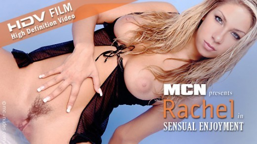 Rachel - `Sensual Enjoyment` - for MC-NUDES VIDEO