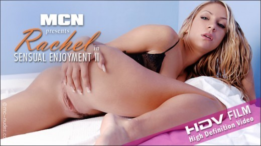 Rachel - `Sensual Enjoyment II` - for MC-NUDES VIDEO