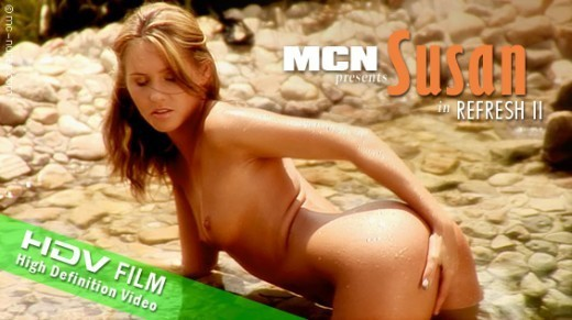 Susan - `Refresh II` - for MC-NUDES VIDEO