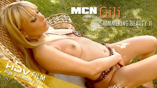 Gili - `Shimmering Beauty II` - for MC-NUDES VIDEO