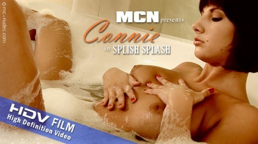 Connie - `Connie in Splish Splash` - for MC-NUDES VIDEO