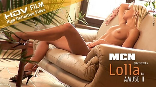 Lolla - `Amuse II` - for MC-NUDES VIDEO