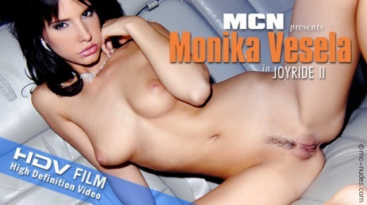 Monika Vesela - `Joyride II` - for MC-NUDES VIDEO