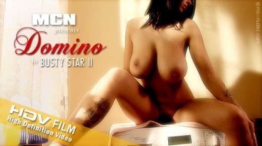 Domino - `Busty Star II` - for MC-NUDES VIDEO