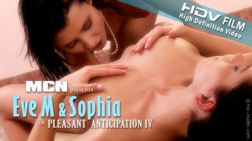 Eve M & Sophia - `Pleasant Anticipation IV` - for MC-NUDES VIDEO