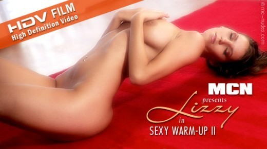 Lizzy - `Sexy Warm-Up II` - for MC-NUDES VIDEO